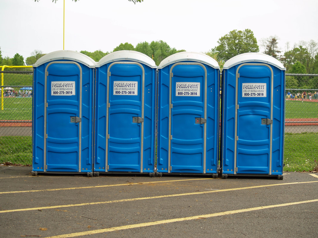Porta Potty Dayton